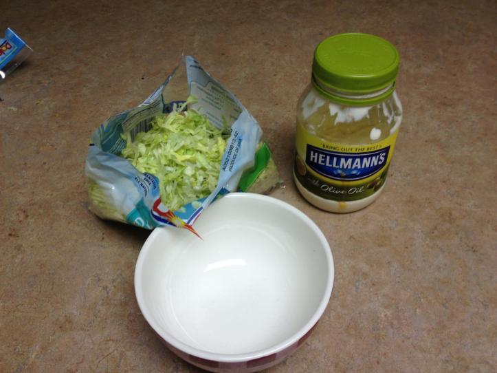 Lettuce Salad Sandwich