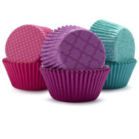 Colorful Cupcake Liners