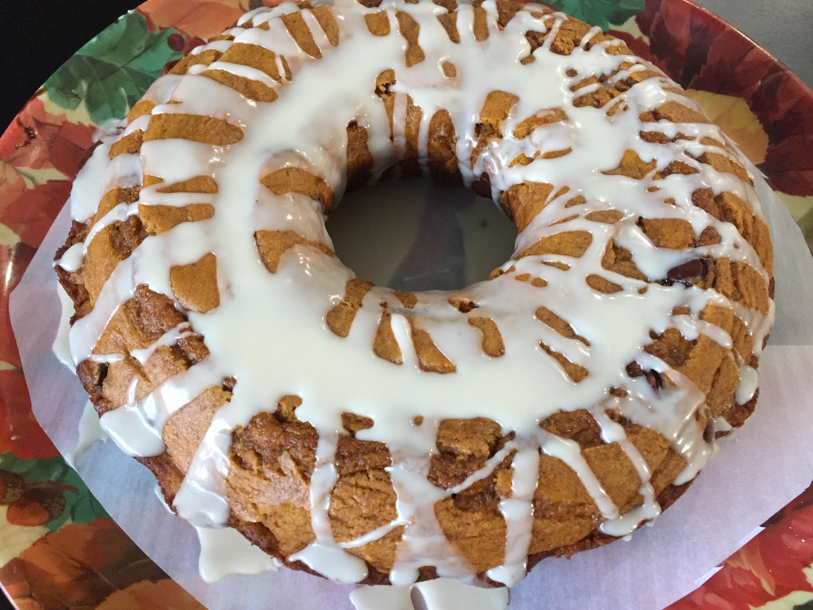 Vanilla Sugar Icing Glaze