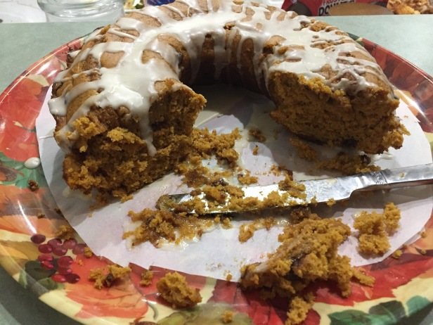 Pumpkin Chocolate Chip Bundt Cake Reviews