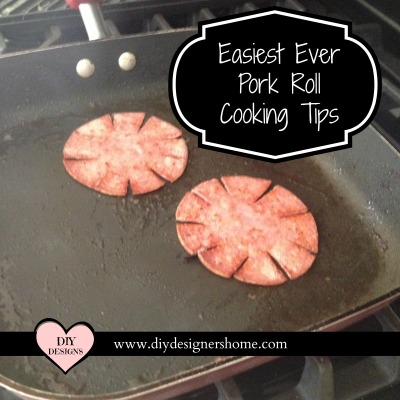 Pork Roll Cooking Tips