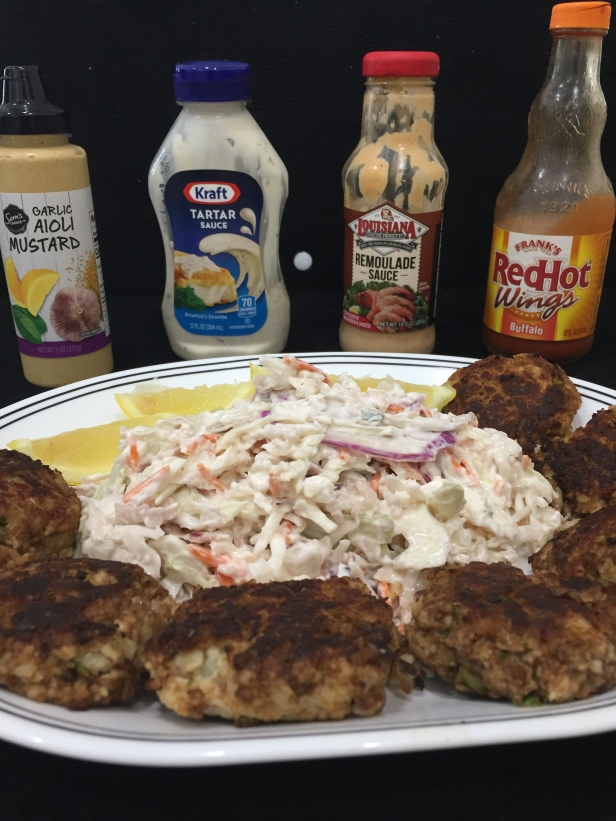 Fish Cakes and Dipping Sauces