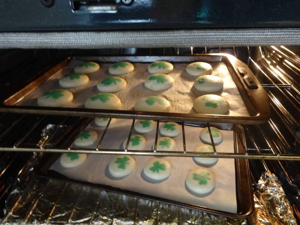 Lucky Irish Cookies and Crafts